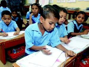 thesis on primary education in india