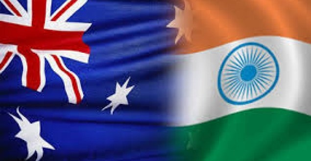 india and australia relationship to england