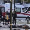 Terror strikes Istanbul again. 10 killed, 15 injured