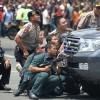 Multiple blasts rock Jakarta, Widodo condemns acts of terror