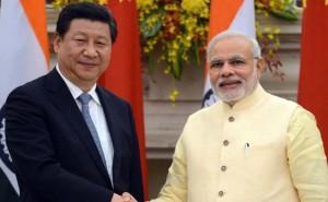 Modi-Xi in China
