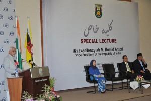 Ansari- Univ Brunei speech