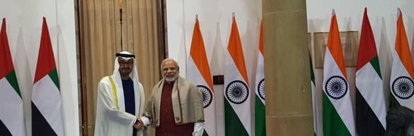 India-UAE agreements