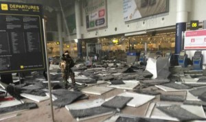 Brussels airport blasts