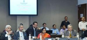 India unveils BRICS logo