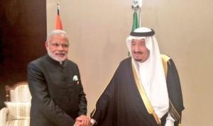 Modi-King Salman