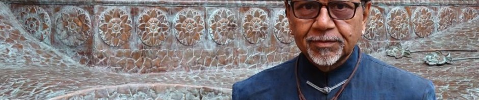 Satish Ji's portrait picture 2