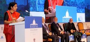 Swaraj Raisina 1