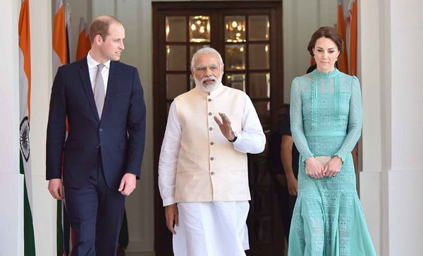 Kate William Modi 1