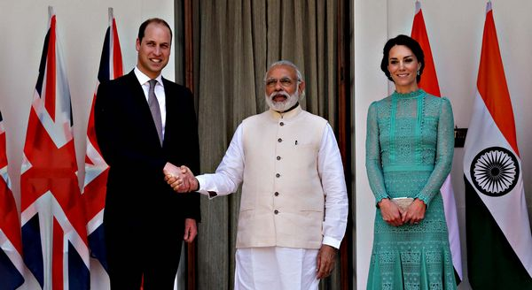 Kate William Modi