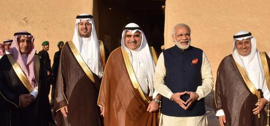 Modi Riyadh 2