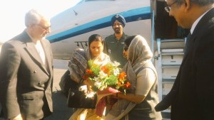 Swaraj in tehran