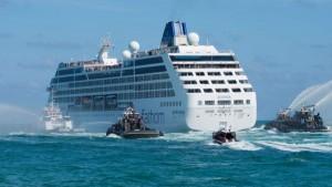 US cruise ship Cuba