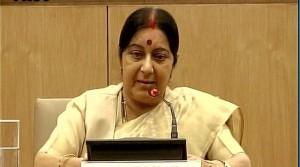 sushma swaraj 20.6.16