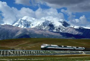 tibet-rail
