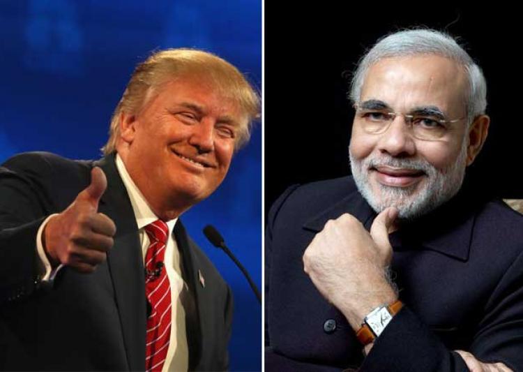 Re-igniting India-US ties: Trump 'looks forward' to hosting Modi